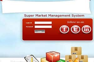 super market billing software|IT Infrastructure services
